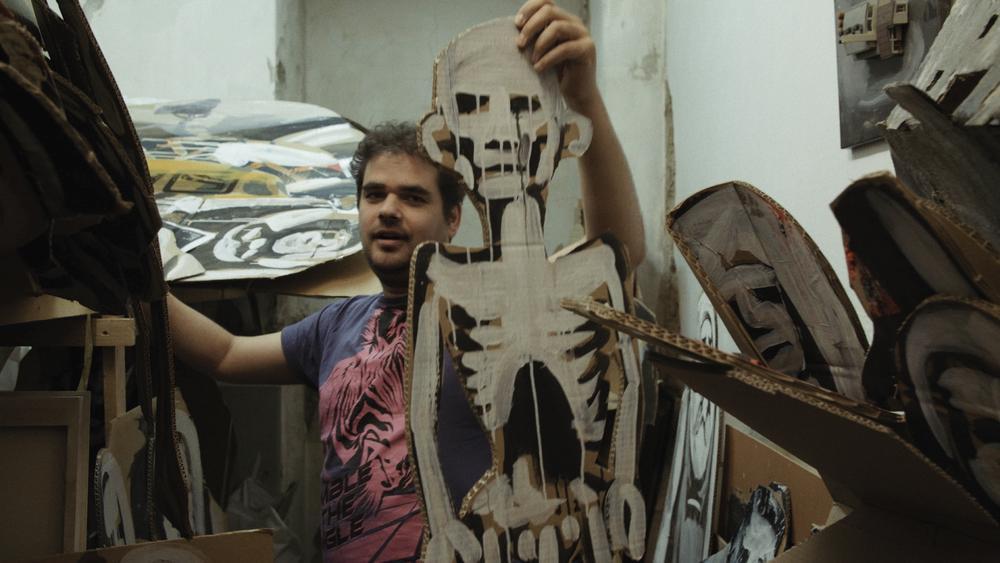 Philipp Teuchtler, Art collector
