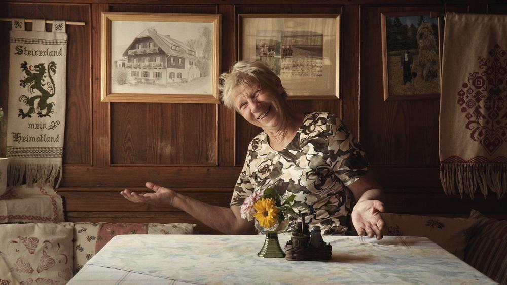 Christine Eisenberger, Mother