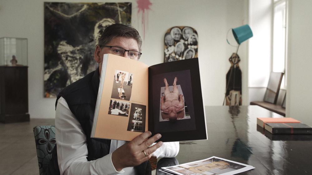 Philipp Konzett, Art dealer/gallery owner